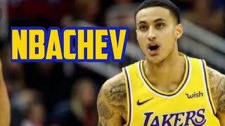 KYLE KUZMA AGREES TO COME OFF THE BENCH TO HELP THE LAKERS WIN A CHAMPIONSHIP |NBACHEV #38