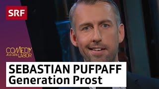 Sebastian Pufpaff - Generation Prost: dumm, geil und gefährlich | Comedy aus dem Labor | SRF Comedy