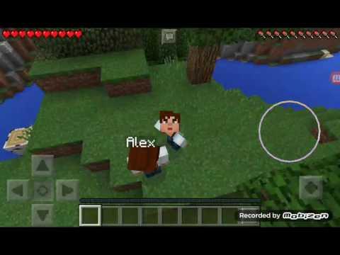 Minecraft 1. Bölüm ( Gelismek)