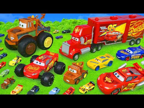 Disney Cars - Lightning McQueen Jouets - Petites Voitures - Cars Toys For Kids