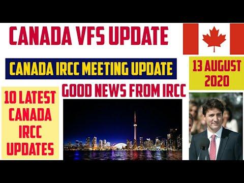 Canada VFS Update | Canada IRCC Meeting Update | Canada AIP Latest Update | Good News From IRCC