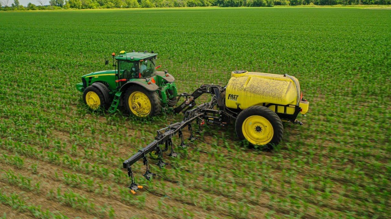 Last Day Y Dropping Corn