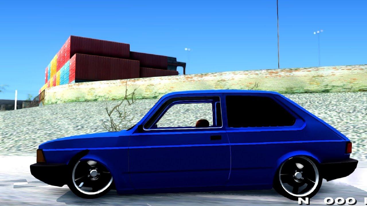 Fiat 147 Spazio Tr Gta San Andreas Youtube