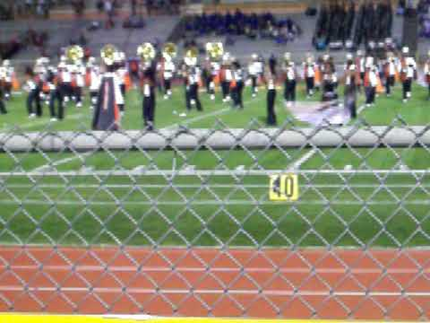 Miami Carol City Marching Chiefs Band Evaluation S 2009