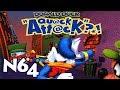 Donald Duck Quack Attack Nintendo 64 Review HD mp3
