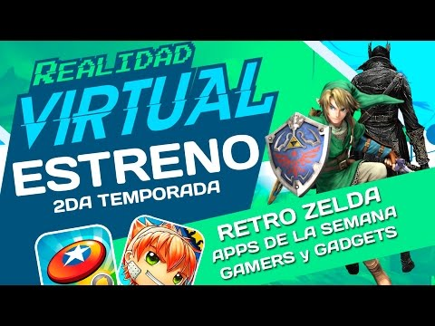 Ep. 1 Realidad Virtual, Bloodborne, Zelda