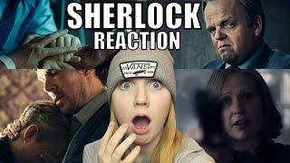 Sherlock - Season 4 Episode 2 | The Lying Detective | Reaction & Review !
