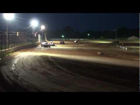 Dallas County Speedway B-Mod Heat 5-29-10