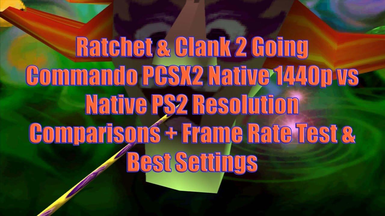 Steam Community :: Video :: Ratchet & Clank 2 GC PCSX2 Native 1440p