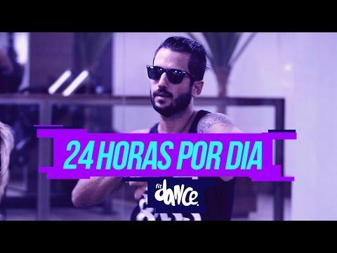 24 Horas Por Dia - Ludmilla - Coreografia | Choreography - FitDance