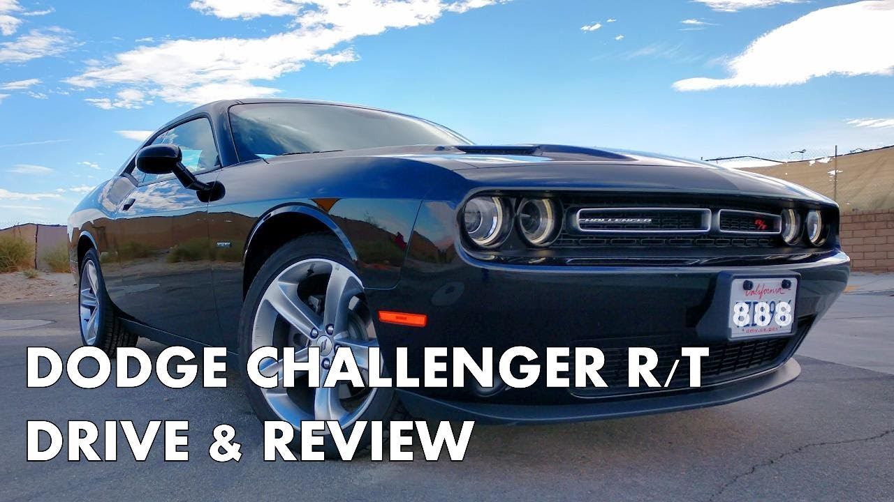 2017 Dodge Challenger R T Hemi Drive And Review