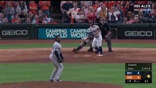 Jose Altuve Walk Off 2-Run Home Run vs Yankees | Astros vs Yankees ALCS Game 6