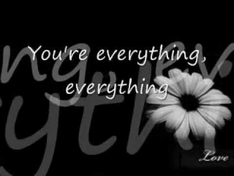Lifehouse - Everything - Lyrics