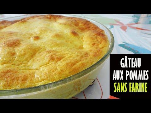 un-gâteau-aux-pommes-sans-farine,-sans-gluten