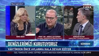Balık neden azalıyor? - Prof. Dr. Abdullah Ekrem