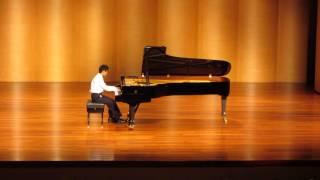 Eric Lin (TP) Liszt / Zwei Lieder von Robert Schumann - Liebeslied