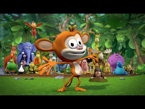 Thanks Friends  Monkey See Monkey Do