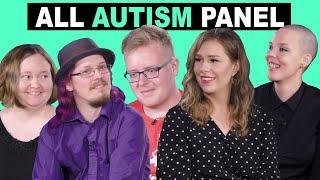 """""""Ei sulla mitään autismia ole, sähän olet ihan normaali."""" – KIOSKI ALL AUTISM PANEL"""