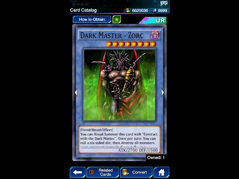 Yugioh Duel Links - Does Zorc have an Animation now?