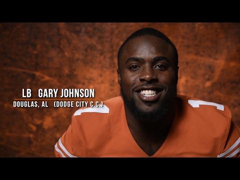 Gary Johnson - Texas Football 2017 Signing Class [Feb. 1, 2017]
