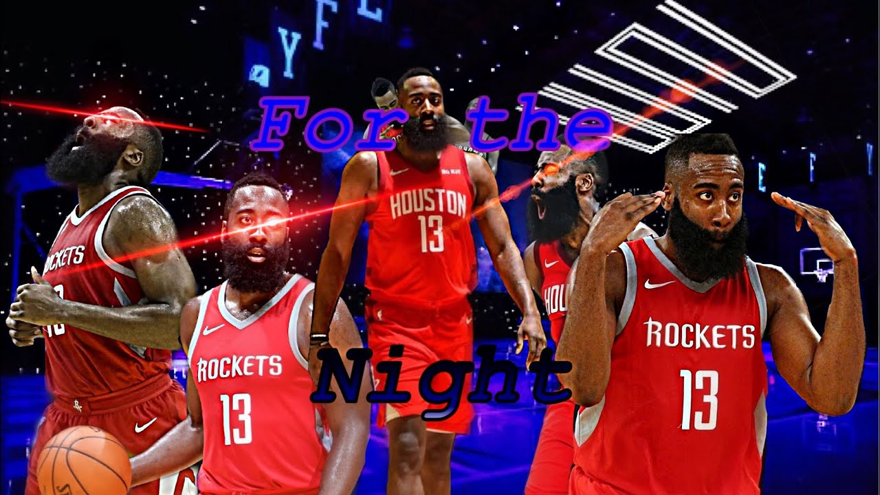 James Harden Mix - For The Night Ft. Lil Baby + DaBaby (4K ...