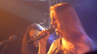 Epica - Karma & Monopoly On Truth (live @ Escape Veenendaal 10.03.2012) 1/9