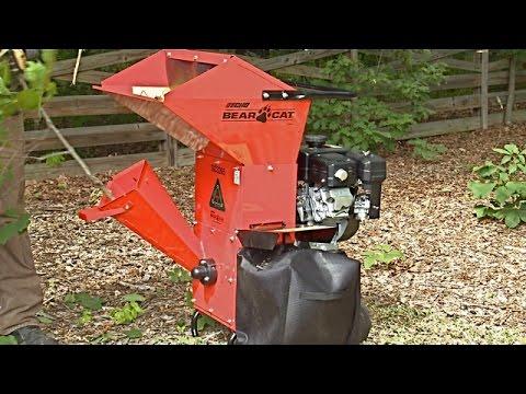 Shredding With The Yard Machines By Mtd Chipper Shredder