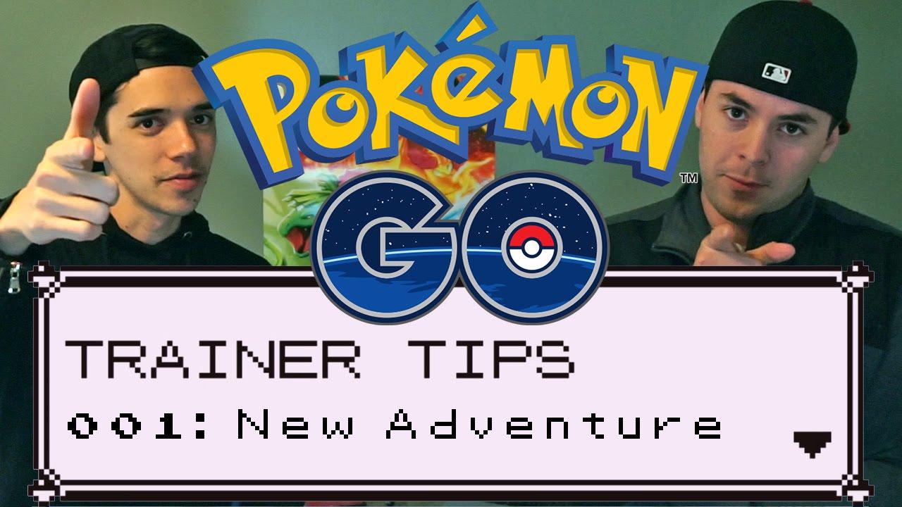 20d91106976 Trainer Tips  Pokémon GO - YouTube