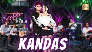 Syahiba Saufa ft James AP - Kandas (Official Live Music)