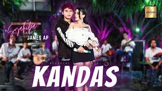 Download Syahiba Saufa ft James AP - Kandas (Official Live Music)