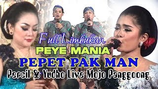 Video FULL LIMBUKAN PEYE PERCIL & YUDHO LIVE BUKA GILING MOJOPANGGOONG 2017 download MP3, 3GP, MP4, WEBM, AVI, FLV November 2017