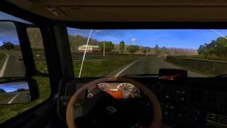 mod volvo freio motor pente na turbina e som freio real euro truck simulator 2