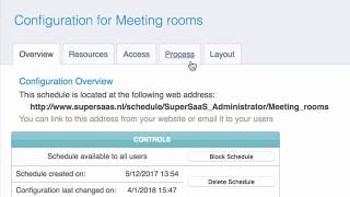 Create repeated bookings with SuperSaaS