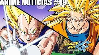 TRAILER DRAGON BALL KAI SAGA BOO - ANIME NOTICIAS #49