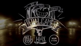 BMX - PEDAL GAMES - RUFUS AND CO - 2015