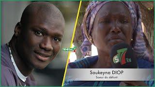 Grande soeur de Bouba Diop