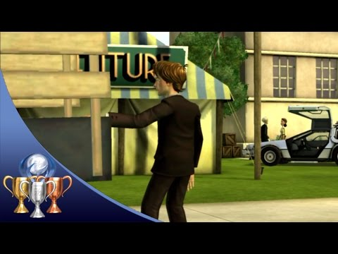 Back to the Future The Game - Timely Traveller (Trophy / Achievement Guide) 30th Anniversary