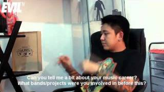 Interview with Sansan Peewee Gaskins | EvilArmyTV