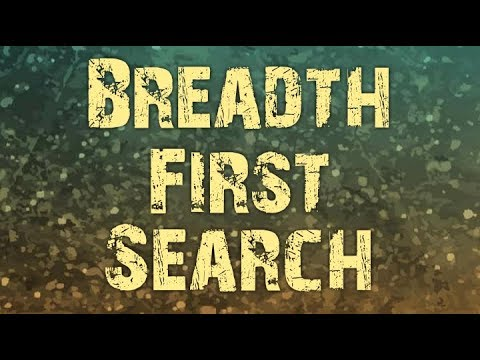 BFS (Breadth First Search)..Definition,Pictorial Representation,Algorithm,Dry Run,C code.