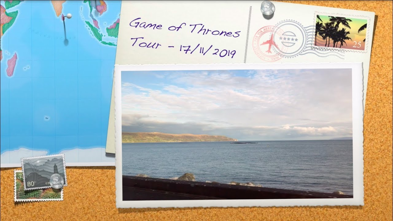 NORTHERN IRELAND - GAME OF THRONES TOUR
