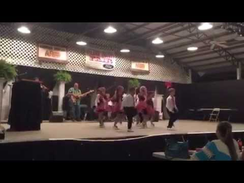 Little Texas Square Dancers