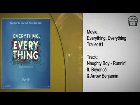 Everything, Everything | Soundtrack | Naughty Boy - Runnin'