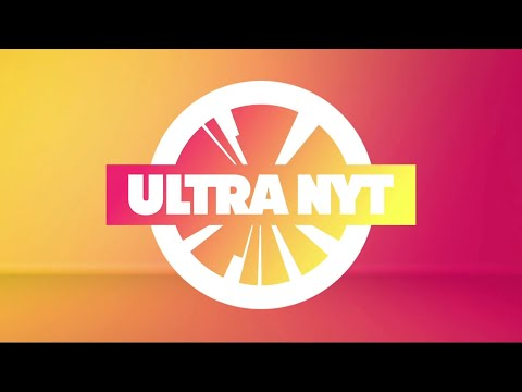 DR Ultra Nyt outro 2018