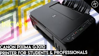 Better Choice PRINTER - Canon Pixima G3010 | CreatorShed