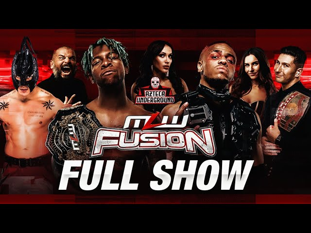 MLW Fusion 131: Rush/Reed 2 | El Jefe Arrives