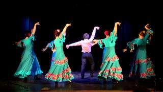 Фламенко тангос для начинающих