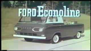 1964 ford econoline commercial.flv