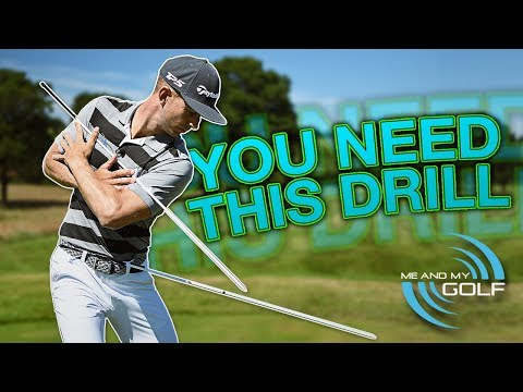 YOU NEED THIS GOLF SWING DRILL