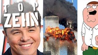 10 Stars, die nur knapp 9/11 entkommen sind!