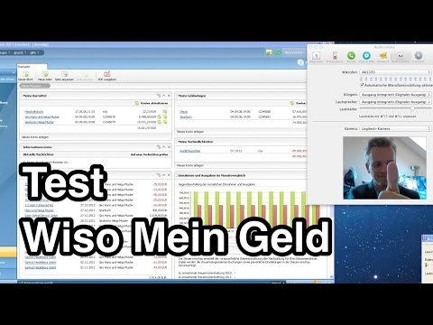 Test WISO Mein Geld Professional & Standard   WISO Software Test